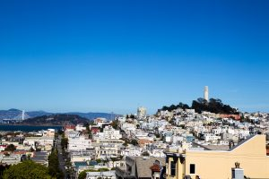 Coit Tower i San Fransisco